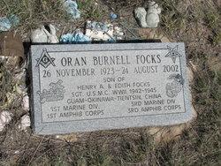 Oran Burnell Fochy Focks