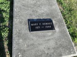 Mary Frances <i>Wisely</i> Howard