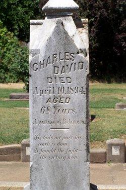 Charles David Unknown