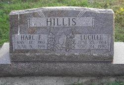 Lucille Hillis