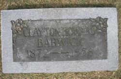 Clayton <i>Howard</i> Barwick