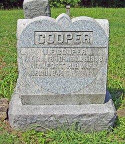 Comfort <i>Massie</i> Miller Cooper