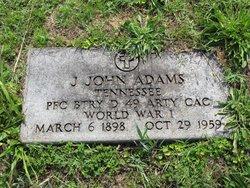 Jewel John Adams