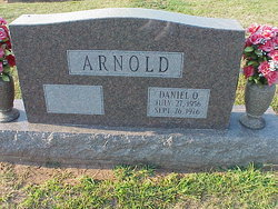 Daniel Omer Arnold