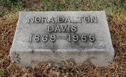 Nora F. <i>Dalton</i> Davis
