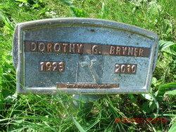 Dorothy G. <i>Rothrock</i> Bryner
