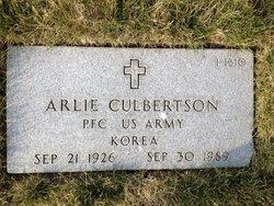 Arlie Culbertson