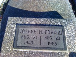 LCpl Joseph Averil Ford, III