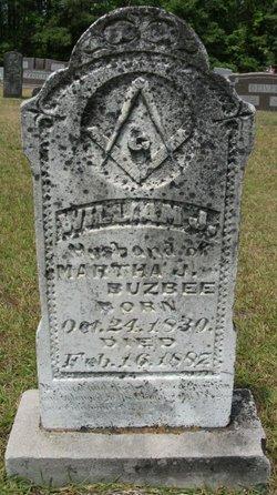 Pvt William J Buzbee