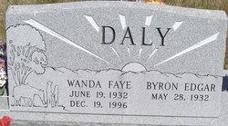 Wanda Faye <i>Allen</i> Daly