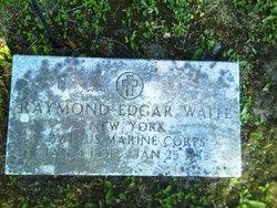 Raymond Edgar Waite