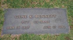 Gene K Bennett