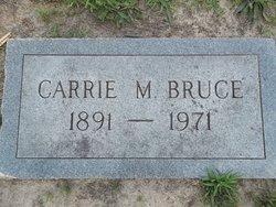 Carrie Statham Matthews Bruce