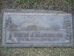 Roscoe J. Allerheiligen