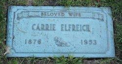Caroline Carrie <i>Popp</i> Elfreich