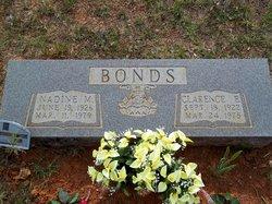 Nadine Mae <i>Branscum</i> Bonds