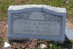Lola Ettice <i>Adair</i> Hopkins
