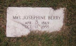 Josephine Josie <i>Adams</i> Berry
