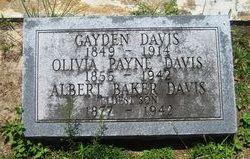 Albert Baker Davis