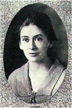Edna Louise <i>Barrow</i> Adams