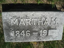 Martha Maria Mattie <i>Bake</i> Alexander