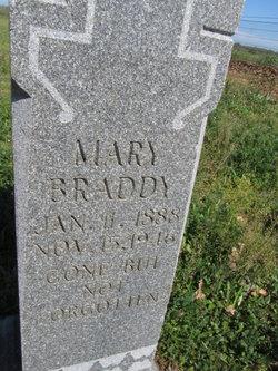 Mary <i>Cochran</i> Braddy