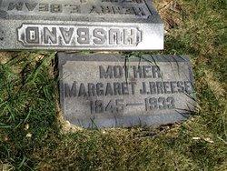 Margaret J. Jenny <i>Weller</i> Breese