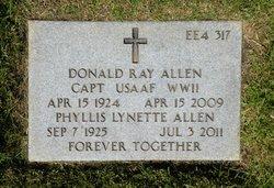 Phyllis Lynette <i>Brown</i> Allen