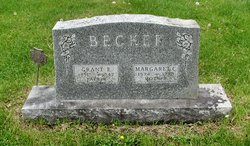 Margaret Christina <i>Iverson</i> B ecker