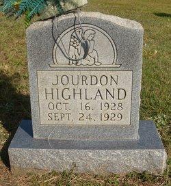 Jordan Jack Highland