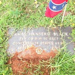 Pvt James Hanserd Black