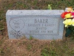 Kathleen F <i>Hanley</i> Baker