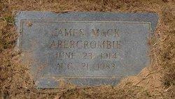 James Mack Abercrombie, Sr
