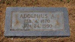 Adolphus A. Abercrombie, Sr