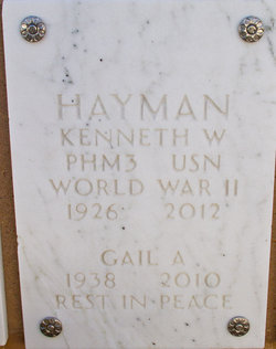 Gail A. <i>Thomas</i> Hayman