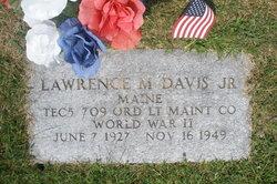 Lawrence Milton Davis, Jr