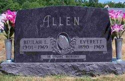 Everett Earl Allen