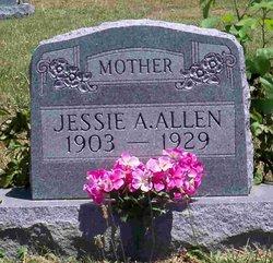 Jessie Adeline <i>McKibben</i> Allen