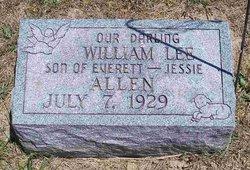 William Lee Allen