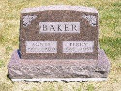 Agnes <i>Suhr</i> Baker
