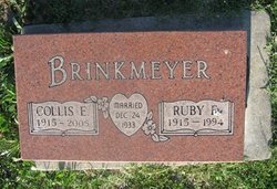 Ruby Faye <i>Talley</i> Brinkmeyer