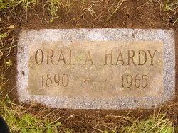 Oral Alton Hardy
