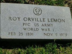 Roy Orville Lemon
