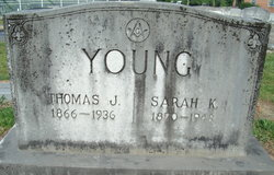 Sarah Catherine <i>Wheeler</i> Young