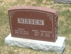 Hans Nissen