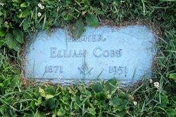Elijah Cobb