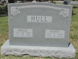 Mollie <i>Leatherwood</i> Hull