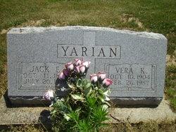 Jack E. Yarian