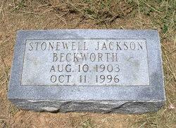 Stonewall Jackson Beckworth
