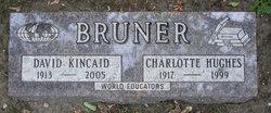 Charlotte <i>Hughes</i> Bruner
